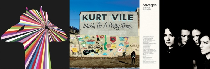 New From Primal Scream, Kurt Vile and Savages