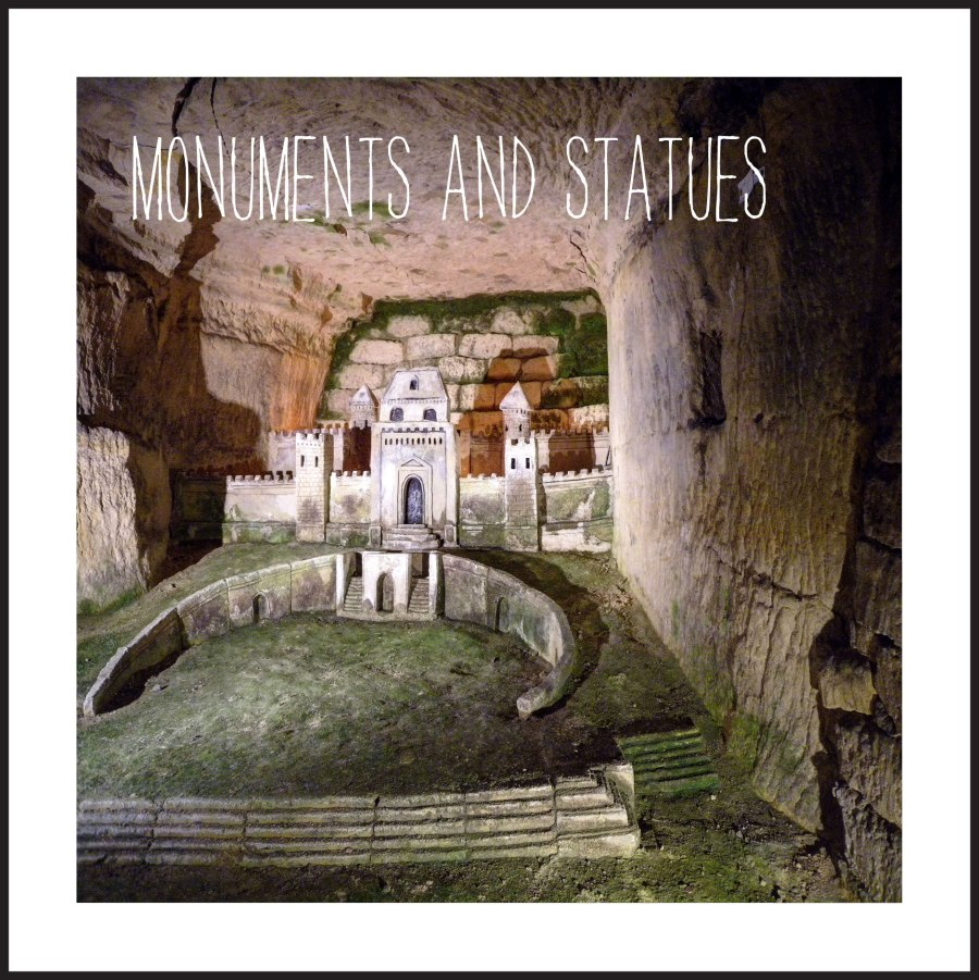 Introducing >>> Monuments & Statues