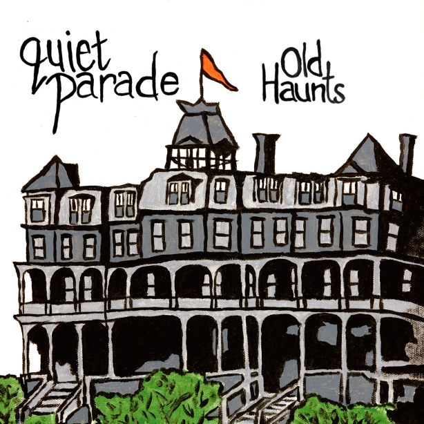 Quiet Parade To Release Old Haunts