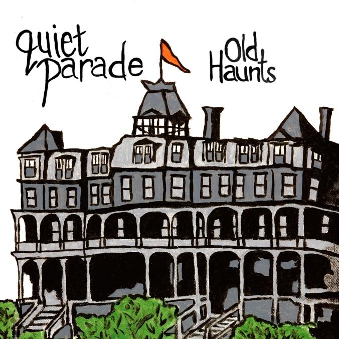 Quiet Parade To Release Old Haunts