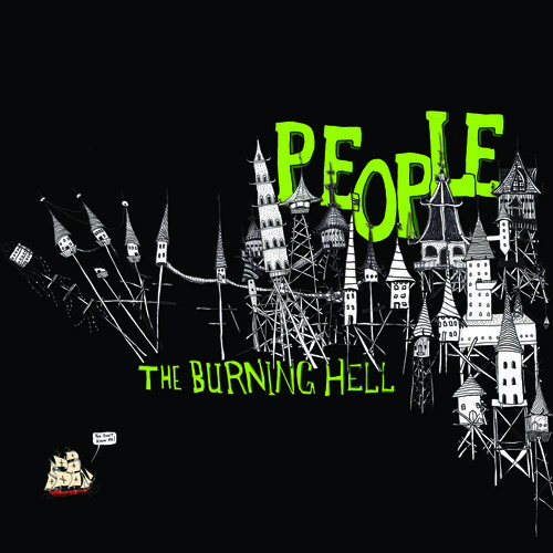 Mad Mackerel Recommends...The Burning Hell