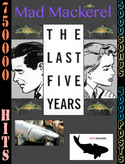 MM The Last Five Years - Chris T Popper