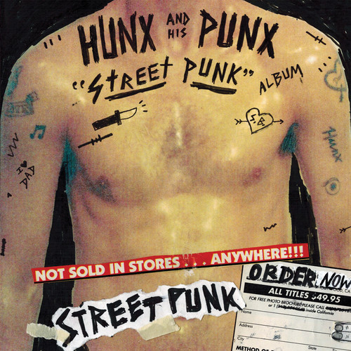 New Album From Hunx & His Punx