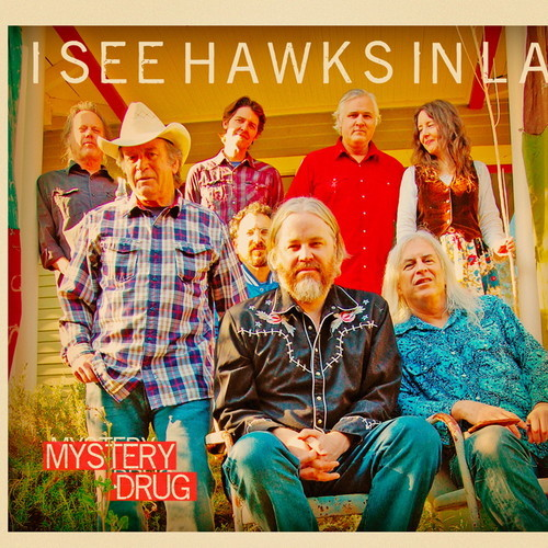 New Album From I See Hawks In L.A.
