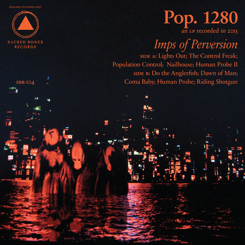 Pop. 1280 - New Album