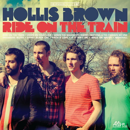 Hollis Brown: Free Download & Tour Dates