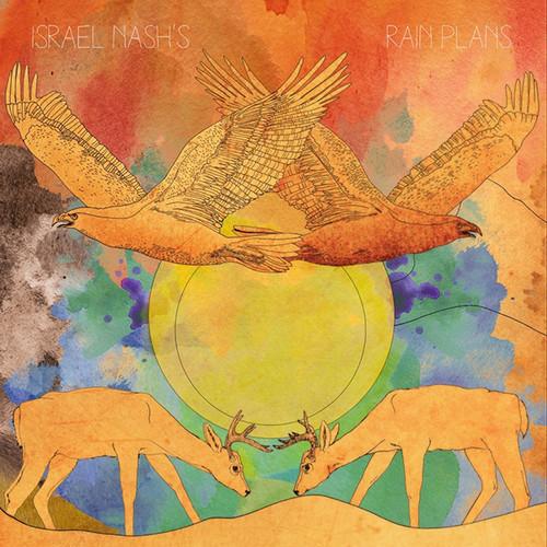 New Album From Israel Nash Gripka