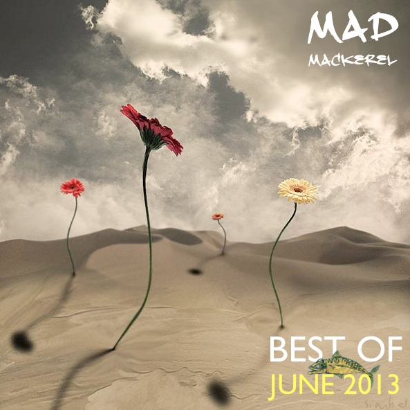 Mad Mackerel's Best O The Month: June 2013