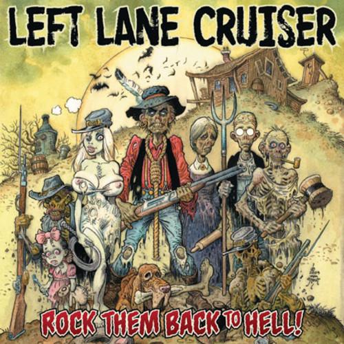 New Album From Left Lane Cruiser