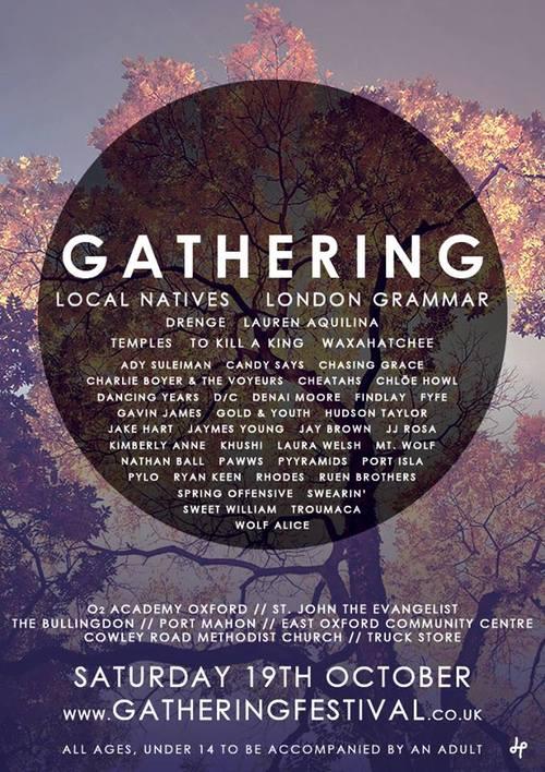 The Gathering - A Playlist