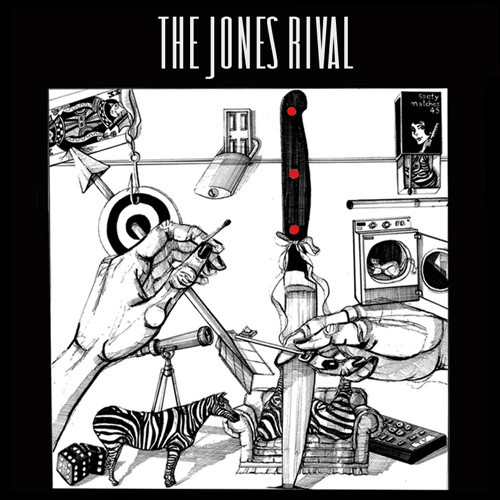 Introducing >>> The Jones Rival