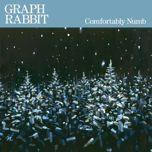 Graph Rabbit Cover Pink Floyd