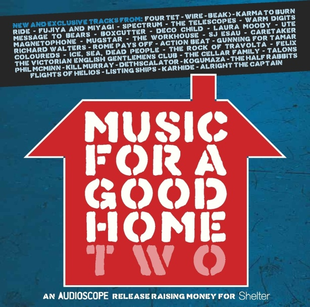 Audioscope Compilation to Benefit Shelter