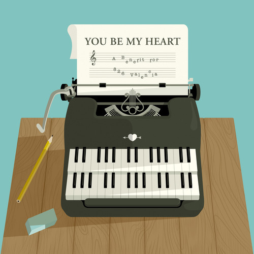 You Be My Heart Compilation