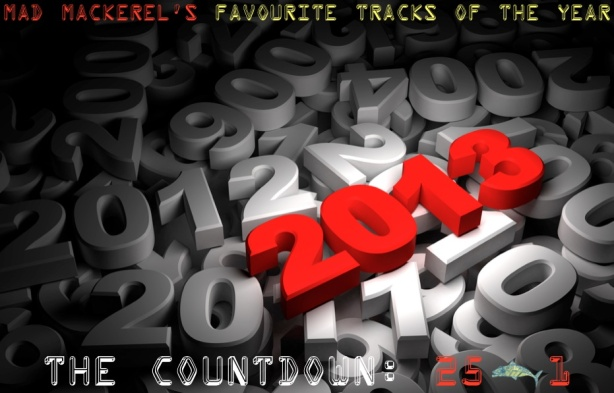MM's Favourite Tracks Of 2013: 25 - 1