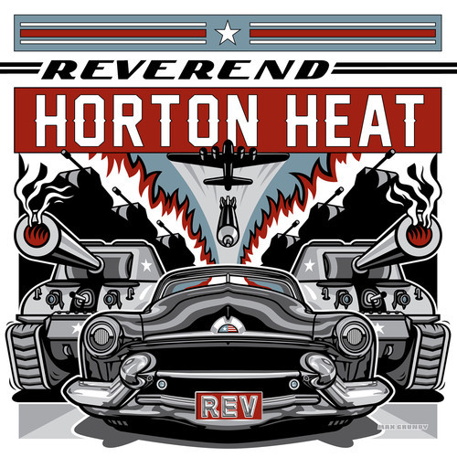 New Album From Reverend Horton Heat