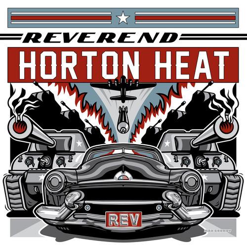 New Album From Reverend Horton Heat