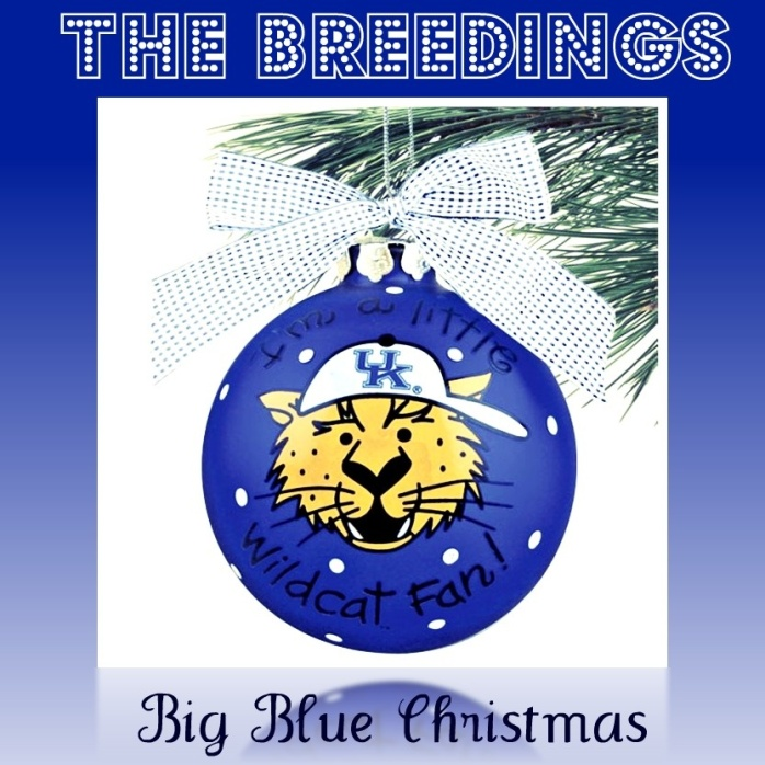 It's The Christmas Posts - No. 8: The Breedings