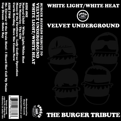 Burger Records Velvet Underground Tribute