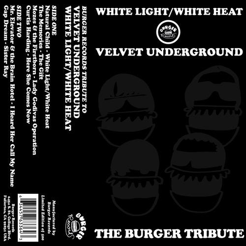 Burger Records Velvet Underground Tribute