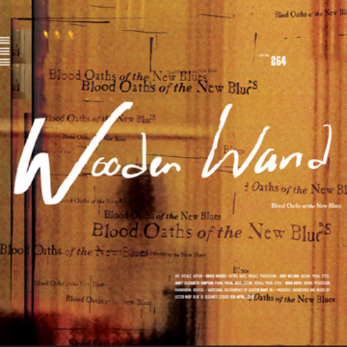 wooden wand 500