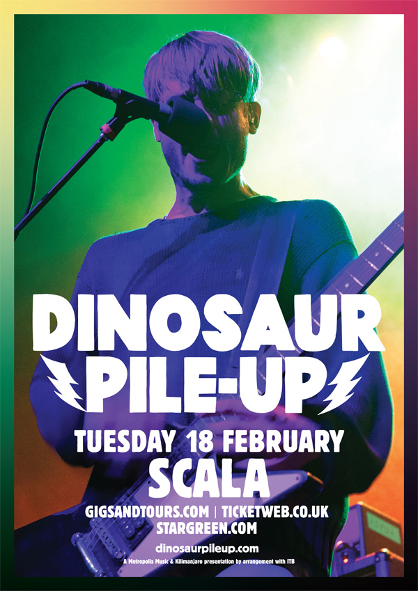 New From Dinosaur Pile-Up