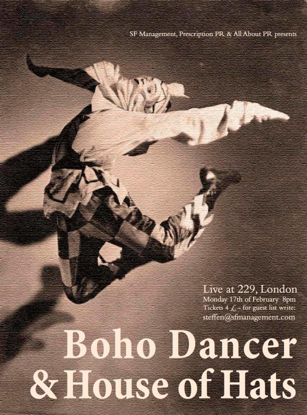 MM Shorts 519: Boho Dancer