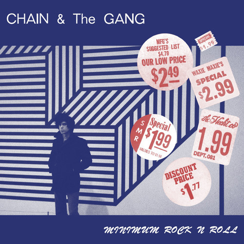 Chain & The Gang - Devitalize