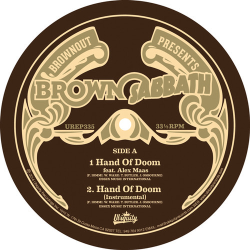 Mad Mackerel Recommends... Brown Sabbath