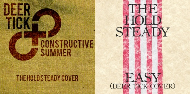 Deer Tick & The Hold Steady Cover Each Other