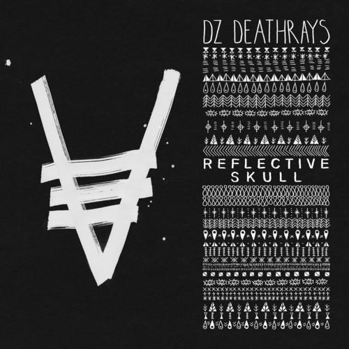 DZ Deathrays - Reflective Skull