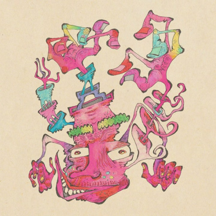 """Split 7"""" From Cass McCombs and Meat Puppets"""