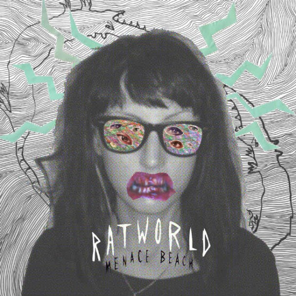 Menace Beach Announce Ratworld