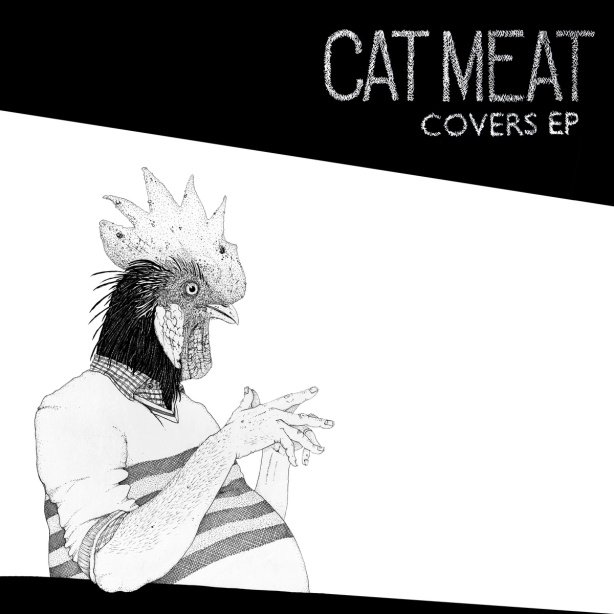Cat Meat's Free Country Covers EP