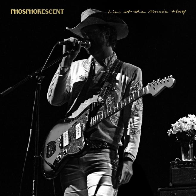 New Live Album From Phosphorescent