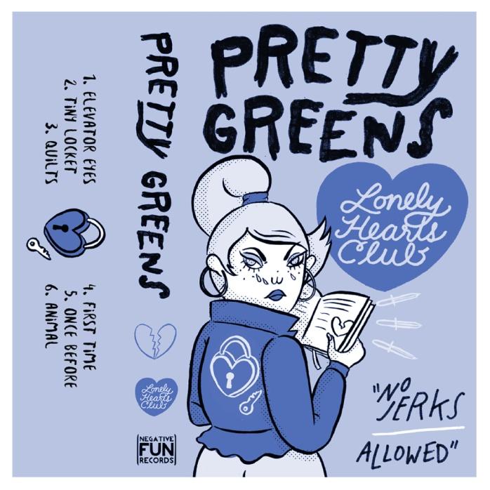 MM Shorts 698: Pretty Greens