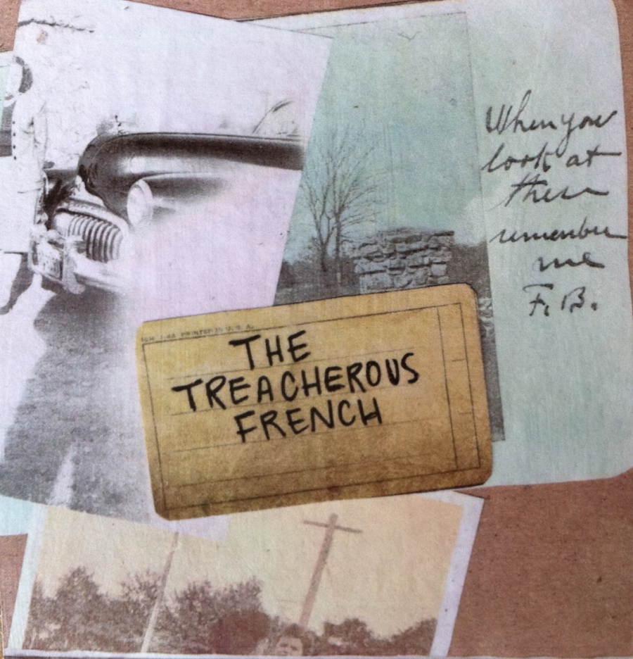 The treacherous french cover