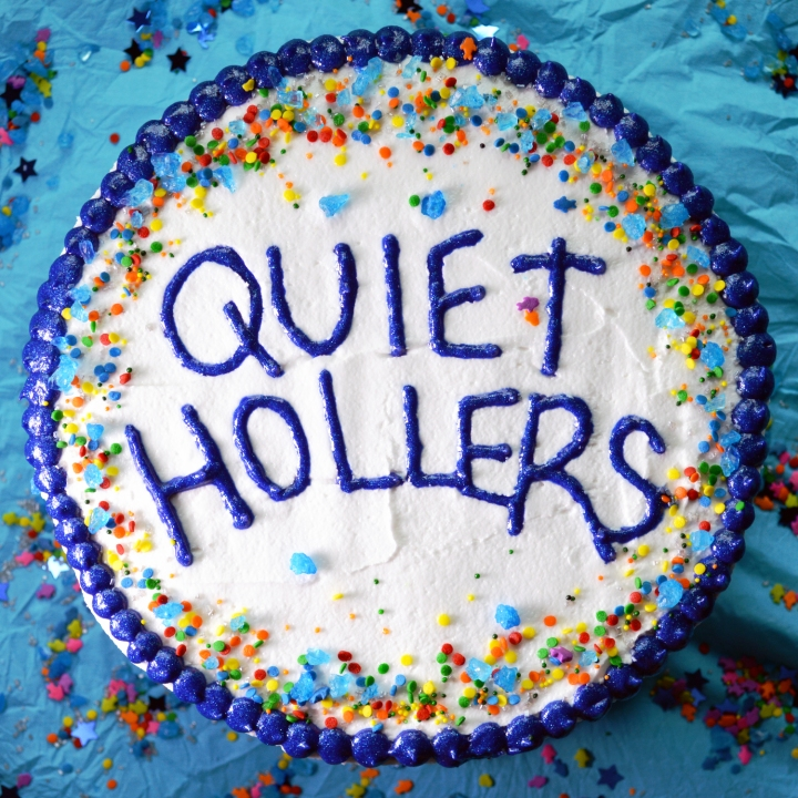 New Album From Quiet Hollers