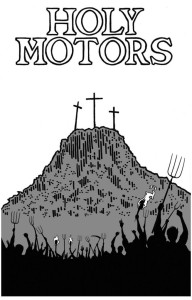 Mad Mackerel Recommends... Holy Motors