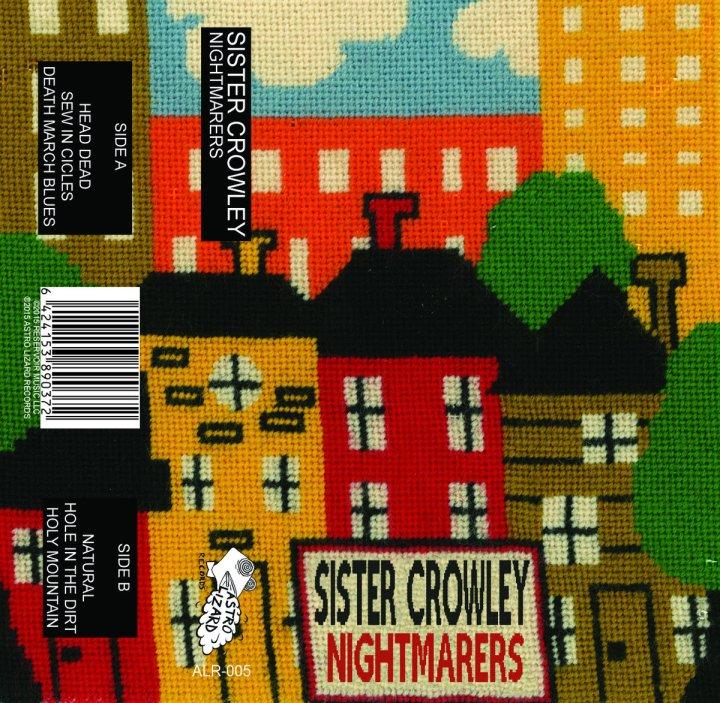MM Shorts 803: Sister Crowley