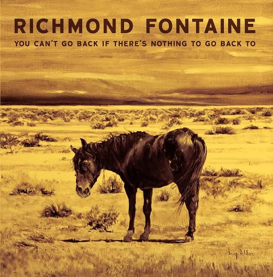 Richmond Fontaine - Album Artwork JPEG