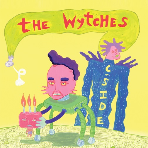 The Wytches_C-Side_Packshot